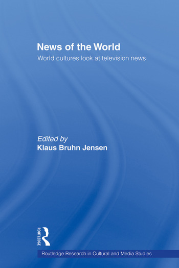 News of the World World Cultures Look at Television News book cover