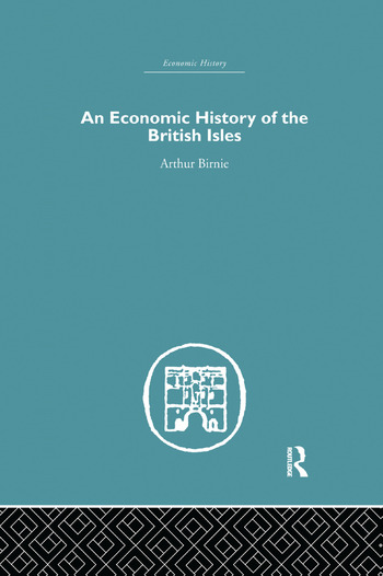An Economic History of the British Isles book cover