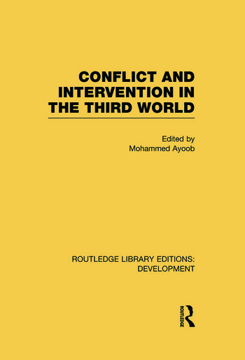 Conflict Intervention in the Third World book cover