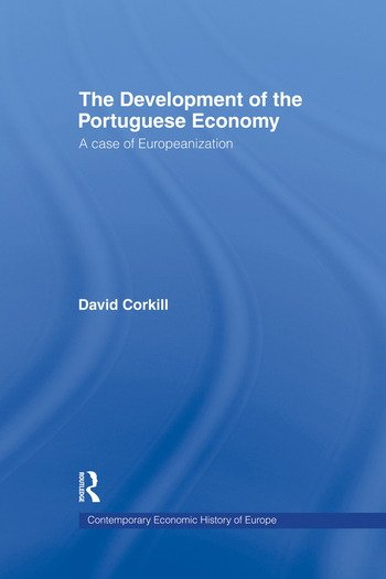 Development of the Portugese Economy A Case of Europeanization book cover