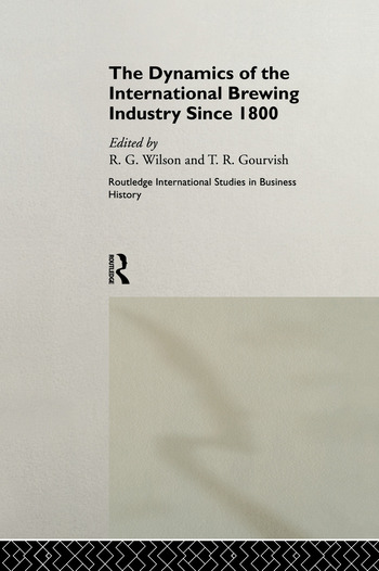The Dynamics of the Modern Brewing Industry book cover