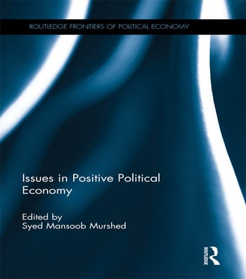 Issues in Positive Political Economy book cover