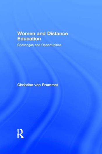 Women and Distance Education Challenges and Opportunities book cover