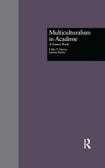 Multiculturalism in Academe A Source Book book cover