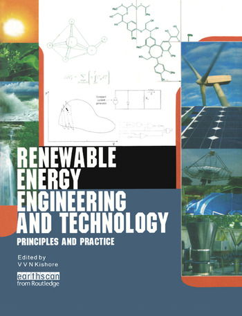 Renewable Energy Engineering and Technology Principles and Practice book cover