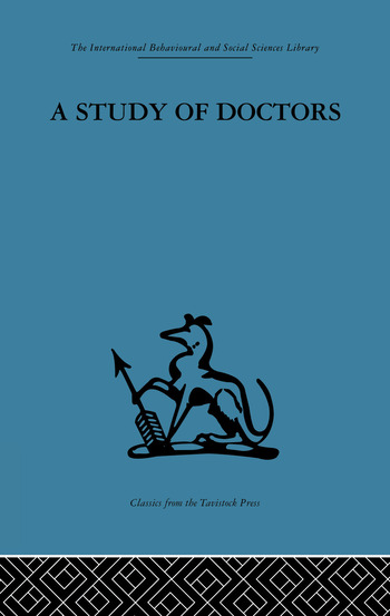 A Study of Doctors Mutual selection and the evaluation of results in a training programme for family doctors book cover