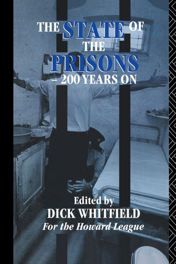 The State of the Prisons - 200 Years On book cover