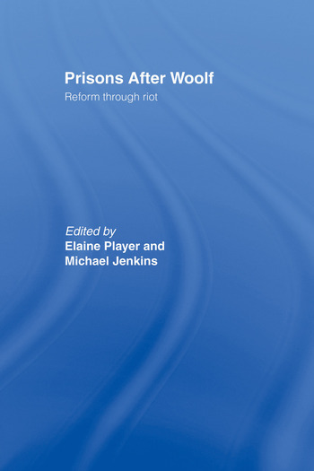 Prisons After Woolf Reform through Riot book cover