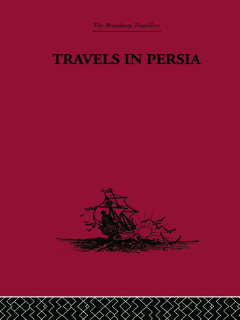 Travels in Persia 1627-1629 book cover