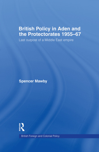 the british middle east policy in the late 1930s Documents on british policy overseas (1930) the agadir crisis (1932) the near and middle east on the eve of war (1936.