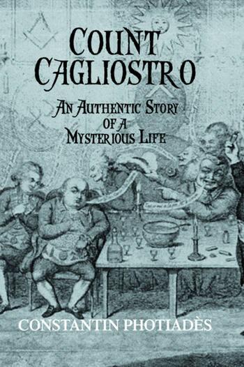Count Cagliostro book cover