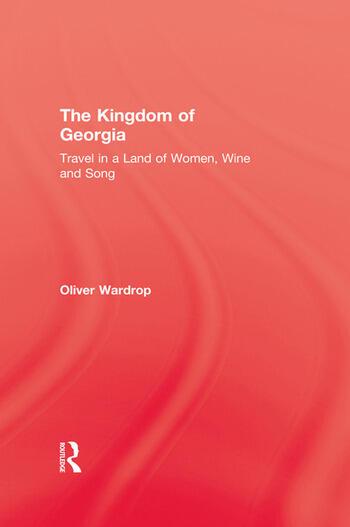 Kingdom Of Georgia book cover