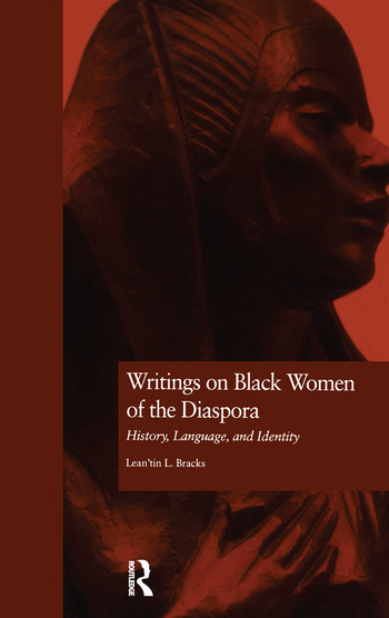 Writings on Black Women of the Diaspora History, Language, and Identity book cover