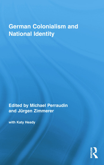 German Colonialism and National Identity book cover