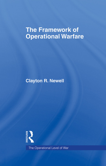 The Framework of Operational Warfare book cover