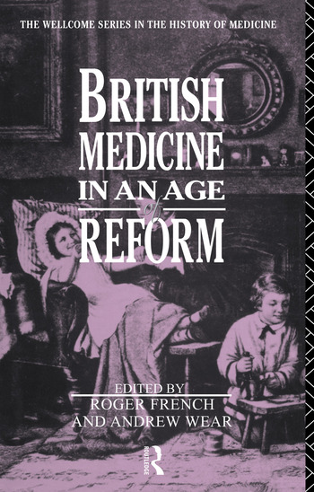 British Medicine in an Age of Reform book cover