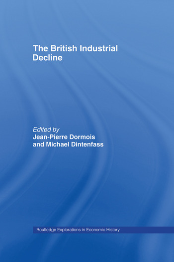 The British Industrial Decline book cover