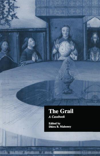 The Grail A Casebook book cover