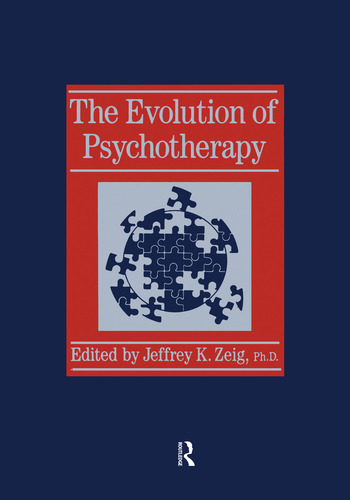 Evolution Of Psychotherapy.......... The 1st Conference book cover