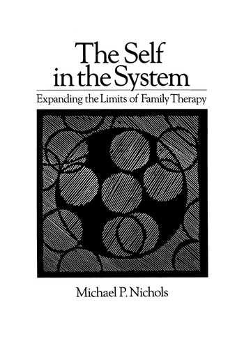 Self In The System Expanding The Limits Of Family Therapy book cover