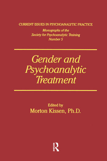 Gender And Psychoanalytic Treatment book cover