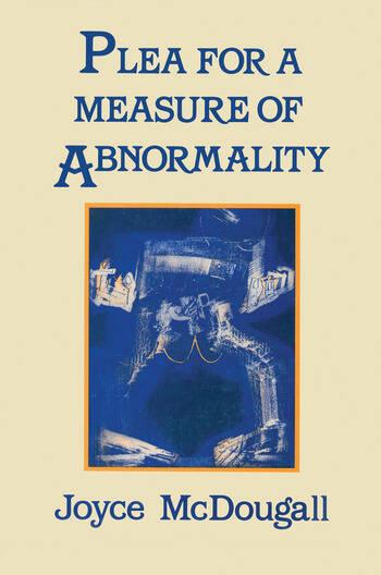 Plea For A Measure Of Abnormality book cover