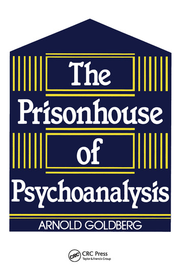 The Prisonhouse of Psychoanalysis book cover