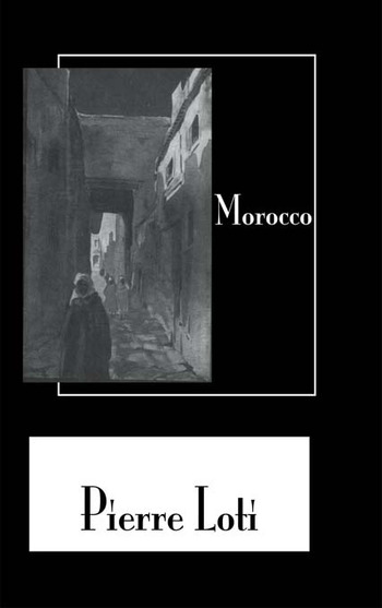 Morocco book cover