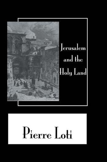 Jerusalem & The Holy Land book cover
