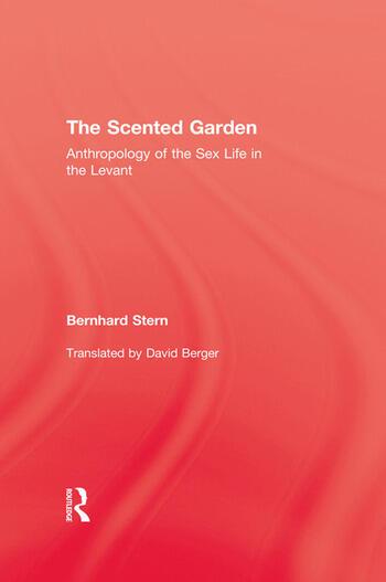 Scented Garden book cover