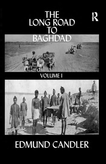 The Long Road Baghdad book cover
