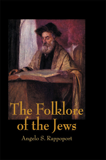 Folklore Of The Jews book cover