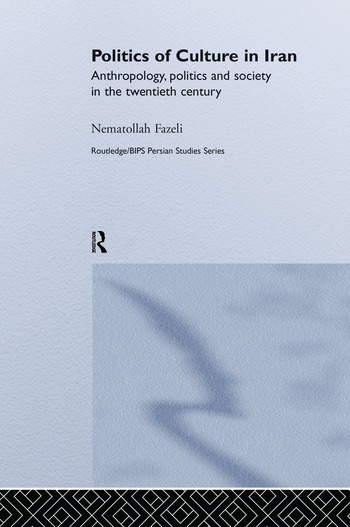 Politics of Culture in Iran book cover