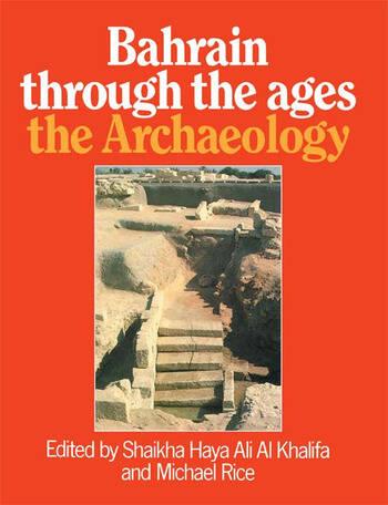 Bahrain Through The Ages - Archa book cover