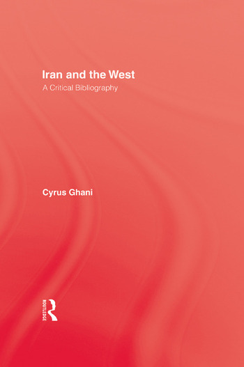 Iran & The West book cover