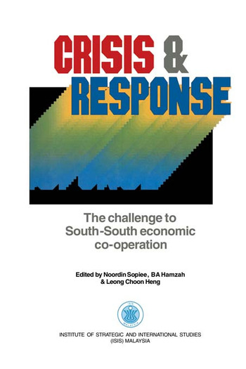 Crisis & Response book cover
