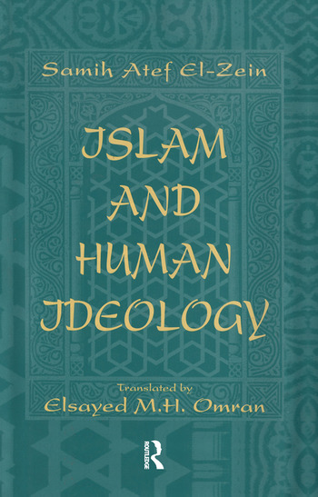 Islam & Human Ideology book cover