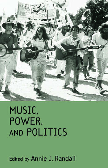 Music, Power, and Politics book cover