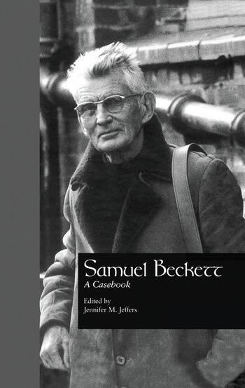 Samuel Beckett A Casebook book cover
