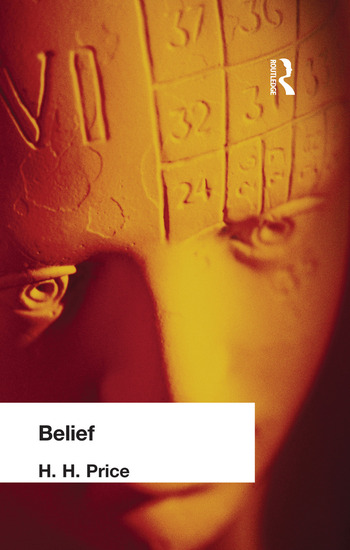 Belief book cover