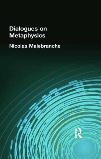 Dialogues on Metaphysics book cover