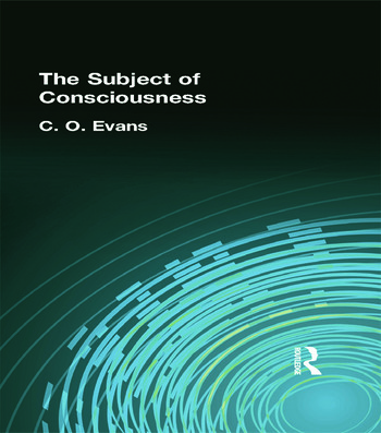 The Subject of Consciousness book cover