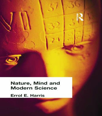 Nature, Mind and Modern Science book cover