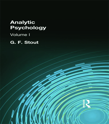 Analytic Psychology Volume I book cover