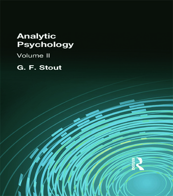 Analytic Psychology Volume II book cover