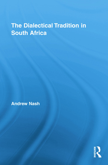 The Dialectical Tradition in South Africa book cover