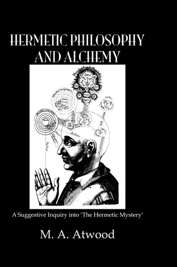 Hermetic Philosophy & Alchemy book cover