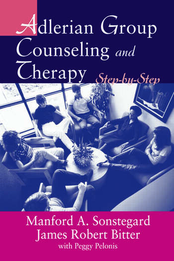 Adlerian Group Counseling and Therapy Step-by-Step book cover