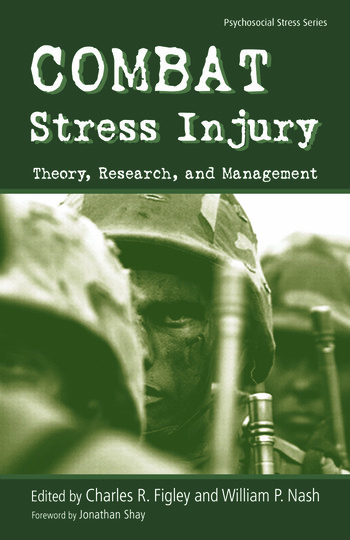 Combat Stress Injury Theory, Research, and Management book cover