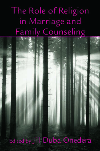 The Role of Religion in Marriage and Family Counseling book cover